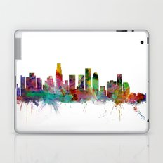 Los Angeles California Skyline Laptop & iPad Skin