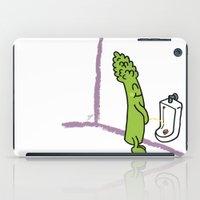 Asparapiss iPad Case