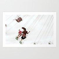 chairoplane Art Print
