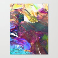 Table Top 1 Canvas Print