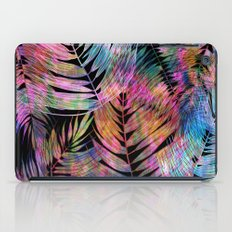 Waikiki Tropic {Black} iPad Case
