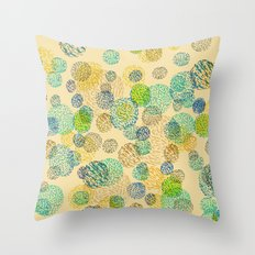 Far away galaxies Throw Pillow