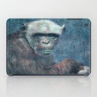 Blue Monkey iPad Case