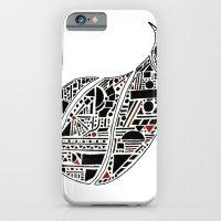 Paisley Geo Melee iPhone 6 Slim Case