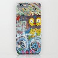 Graffiti Love iPhone 6 Slim Case