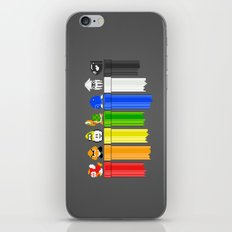 Drainbow iPhone & iPod Skin