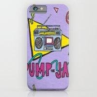 pump the jam iPhone 6 Slim Case