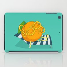 Orange Juice iPad Case