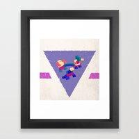 Play Time Over Framed Art Print
