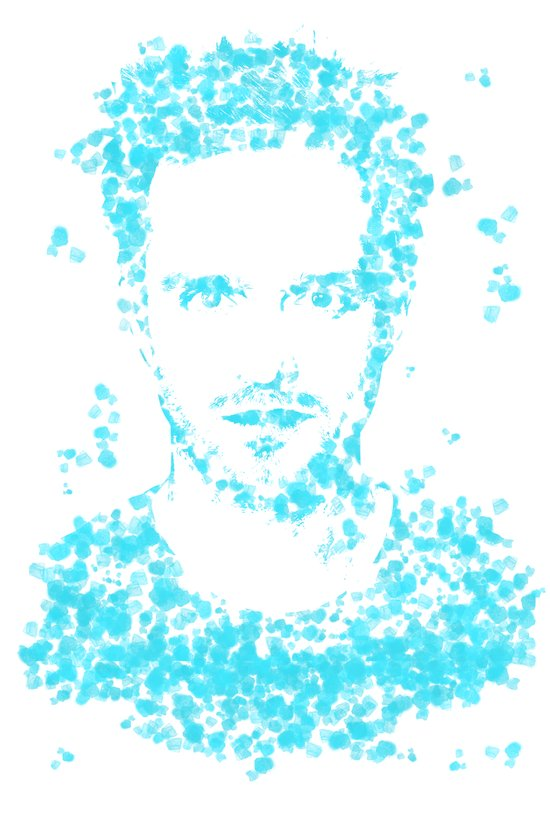 Breaking Bad - Blue Sky - Jesse Pinkman Art Print