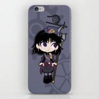 Steampunk Sailor Saturn - Sailor Moon iPhone & iPod Skin
