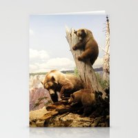 Tree Sitter Stationery Cards