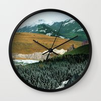 Experiment Am Berg 21 Wall Clock