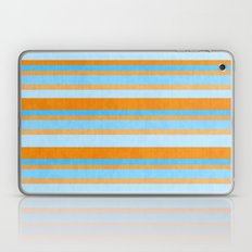 Something Fishy Stripes. Laptop & iPad Skin