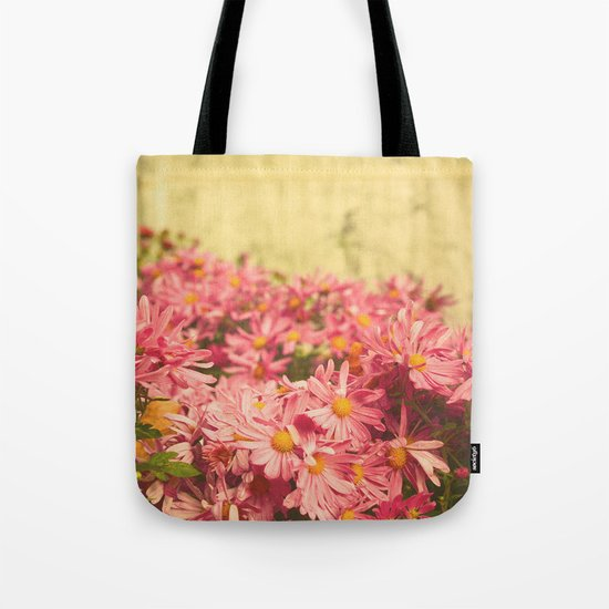 Little Pink Flowers Tote Bag