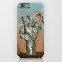 iPhone & iPod Case featuring Dawn of the Living by Steve Wierth