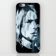 Kurt# Cobain#Nirvana iPhone & iPod Skin