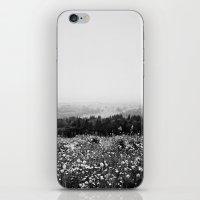 Mountain Wildflowers iPhone & iPod Skin