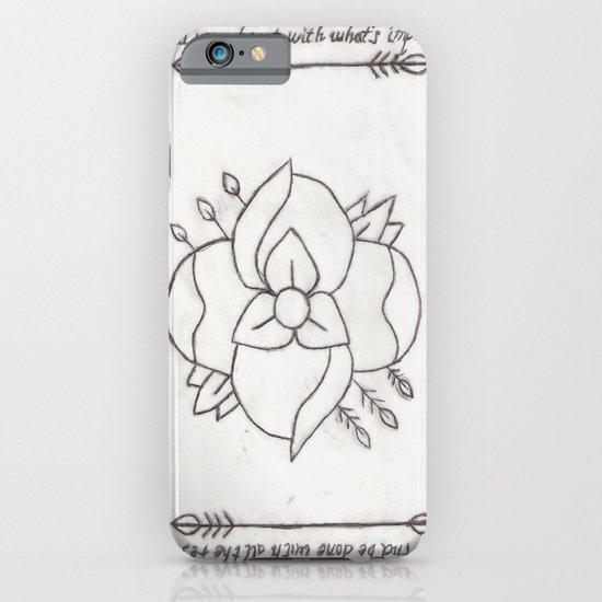 La Dispute Logo Tattoo iPhone & iPod Case
