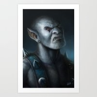 ThunderCats Collection - Panthro Art Print