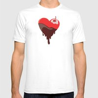 Sweetheart Mens Fitted Tee White SMALL
