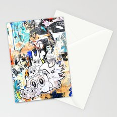 Sugar Monsters Stationery Cards