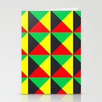 Vermeyden Pattern Stationery Cards