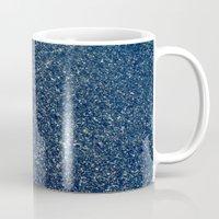 Black Sand II (Blue) Mug