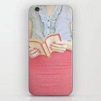 Crime & Punishment iPhone & iPod Skin