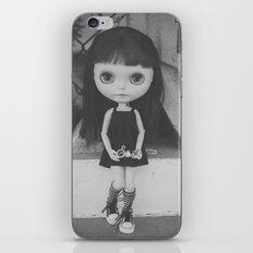 Lomography in the city iPhone & iPod Skin