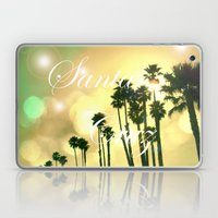 Santa Cruz - Blue  Laptop & iPad Skin