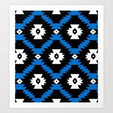 Navajo Dos Art Print