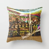 To Be Young Throw Pillow