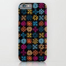 Color Flowers iPhone 6 Slim Case