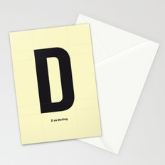 some character 004 Stationery Cards
