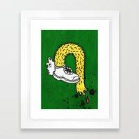 Lifes Framed Art Print