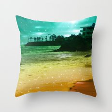 Counting stars ii Throw Pillow