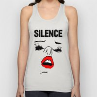 Library Lust Unisex Tank Top