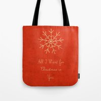 For Christmas! Tote Bag