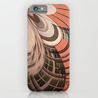 Building Abstraction iPhone 6 Slim Case