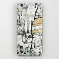 VILLAGES OF MY CHILDHOOD iPhone & iPod Skin