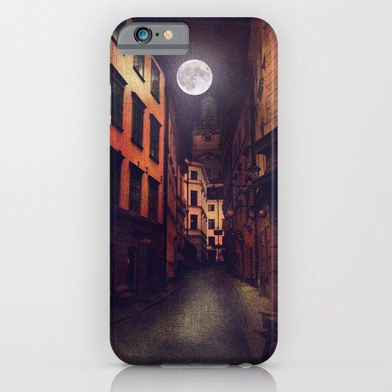 Gamla Stan, Stockholm. iPhone & iPod Case