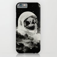 iPhone Cases featuring Intercatlactic by Jorge Lopez