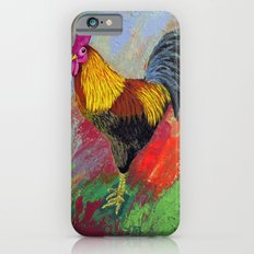 Rooster-3/  iPhone 6 Slim Case