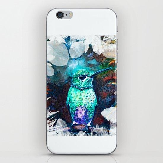 Posh Bird iPhone & iPod Skin