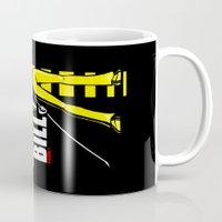 Kill Bullet Bill (Black/Yellow Variant) Mug