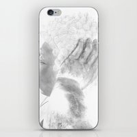 ZEN PLACES (right Side) iPhone & iPod Skin