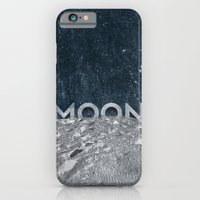 iPhone & iPod Case featuring Moon by Chris Redford