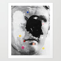 Art Print featuring Composition 476 by Chad Wys