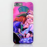 iPhone & iPod Case featuring You Drive Me Mad by Brianna